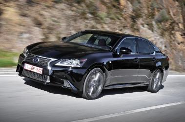 Lexus GS450h o Híbrido