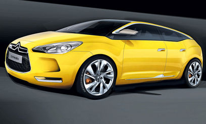 citroen ds5 hibrido
