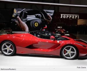 LaFerrari , híbrido da Ferrari