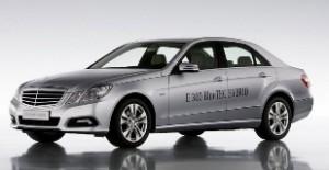 Mercedes E 300 BlueTEC Hibrido