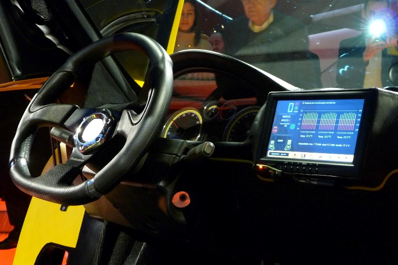 veeco rt interior