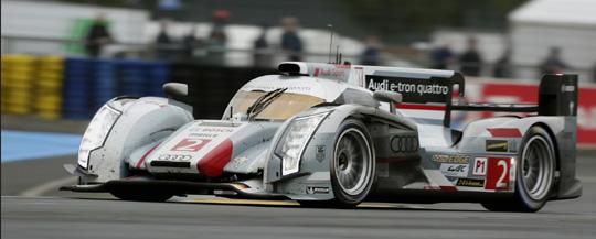 Audi LeMans 2013