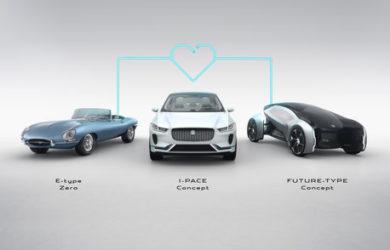 Jaguar apostas nos carros electricos